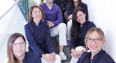 Foto del personale, Studio Dentistico Riva