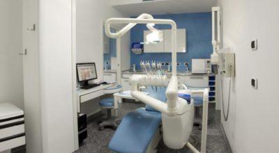 Poltrona, Studio dentistico Abaco Monza