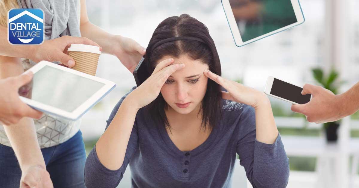 Persona sotto stress