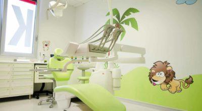 Poltrona per bambini, Studio Odontoiatrico Tondelli Malaguti