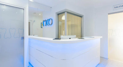 Reception, Clinica Dentale Manzo