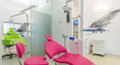 Poltrona, Clinica Dentale Manzo