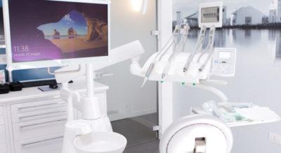 Poltrona, Studio Dentistico Riva