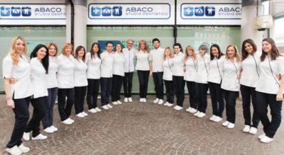 Dipendenti dello Studio dentistico Abaco Monza